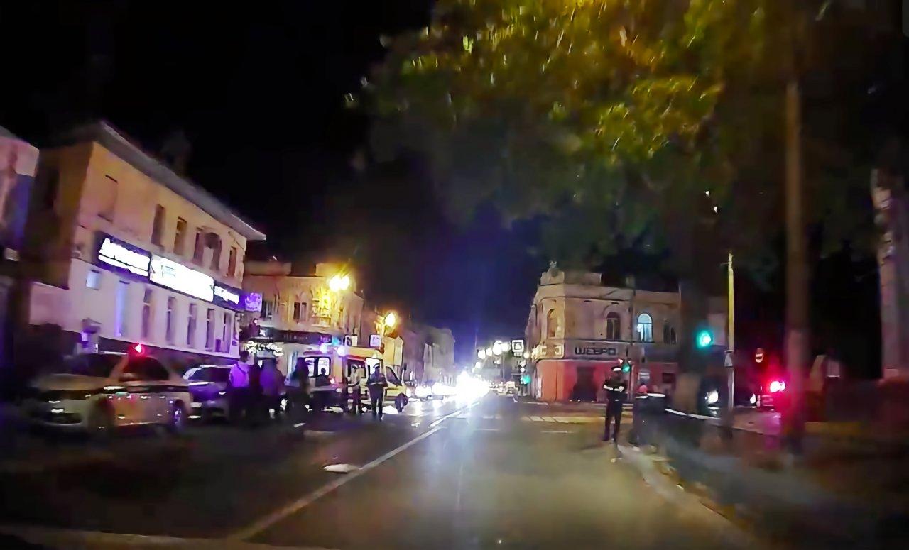 В самом центре Астрахани насмерть сбили пешехода
