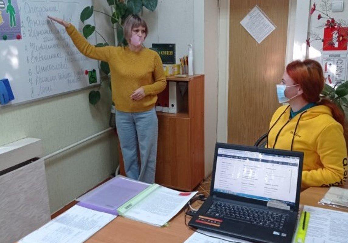 Безработных астраханских женщин подтолкнули к поиску работы