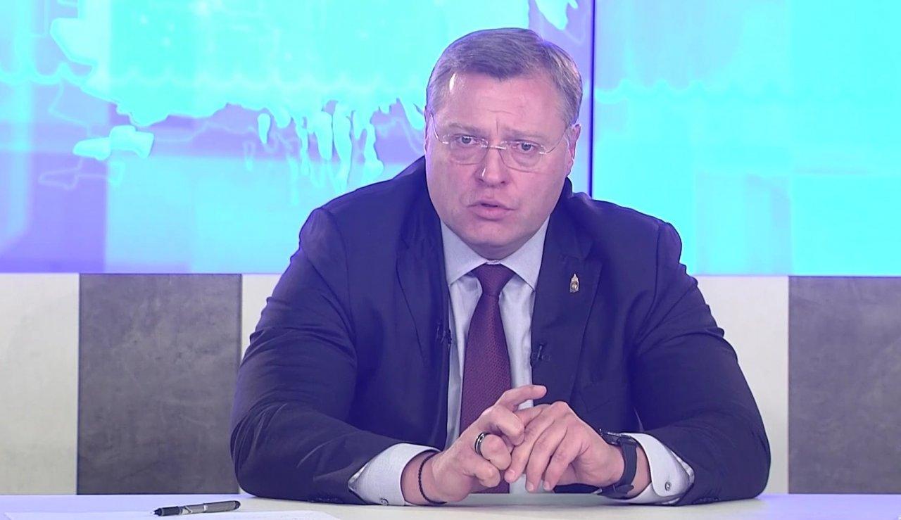 Игорь Бабушкин продолжит работать губернатором Астраханской области