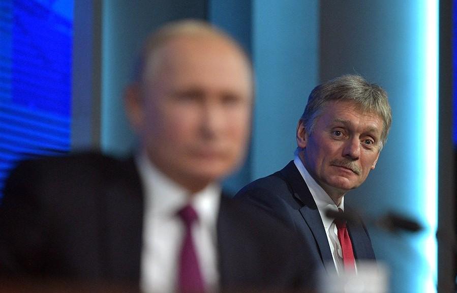 Песков: Путин поддерживает сменяемость власти