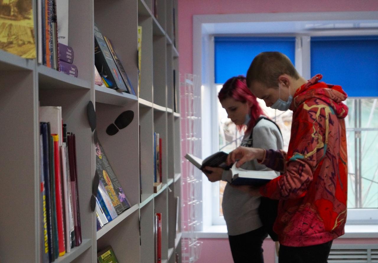 В Астрахани модернизируют городскую библиотеку