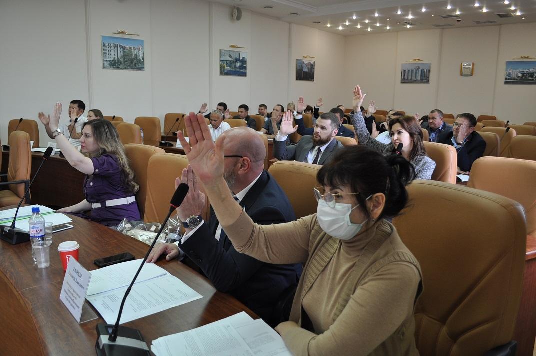 В Городскую Думу Астрахани собираются избрать трех депутатов
