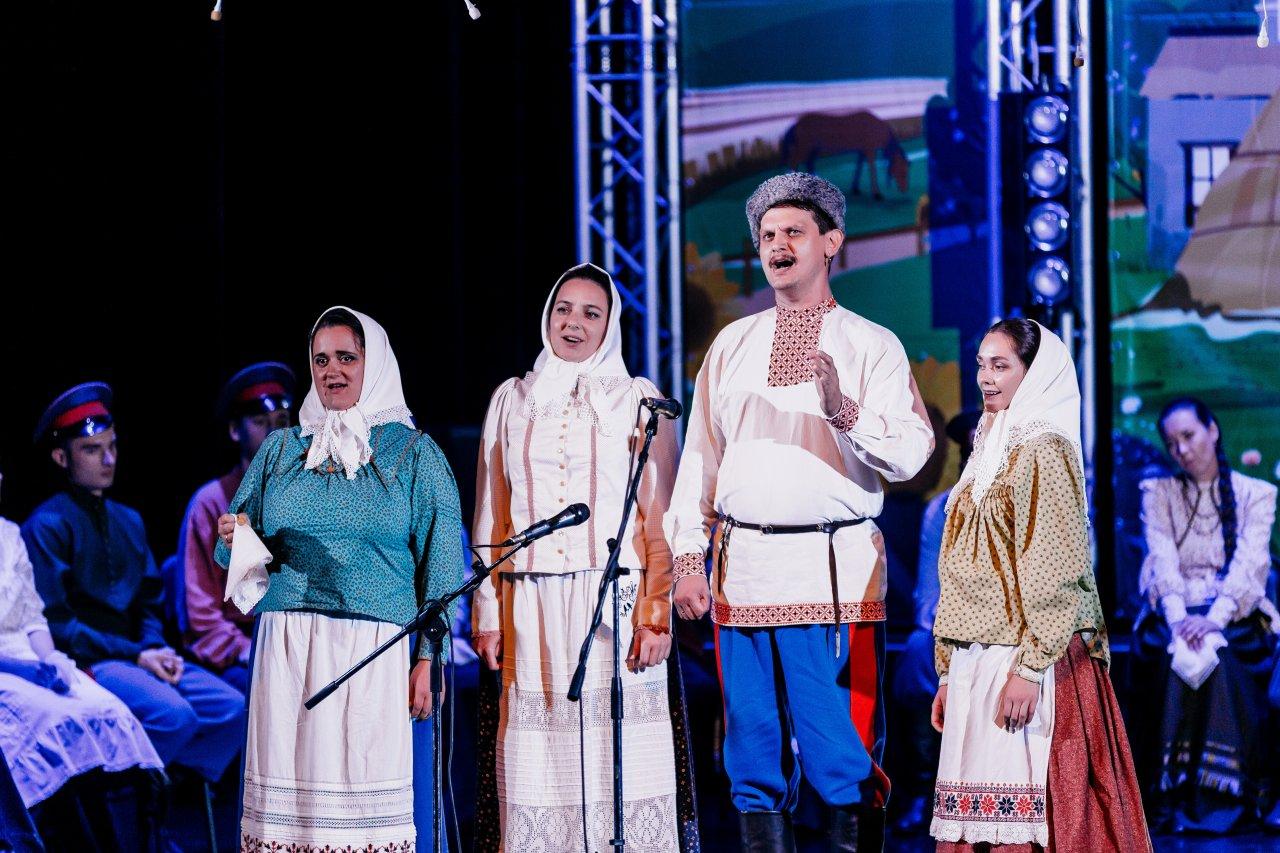 На конкурс казачьей песни «Александровская крепость» поступило более 100 заявок
