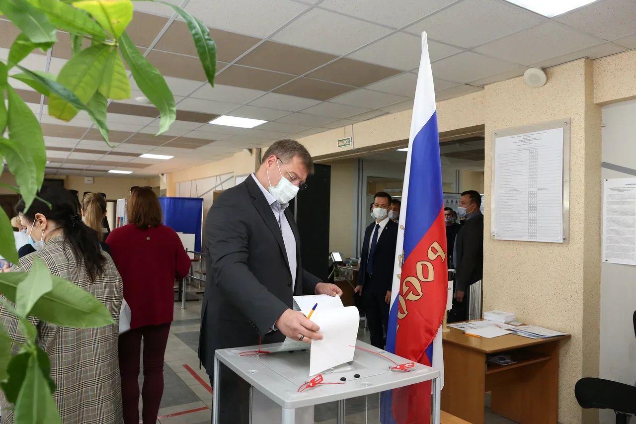 Более 3000 наблюдателей работают на астраханских избирательных участках