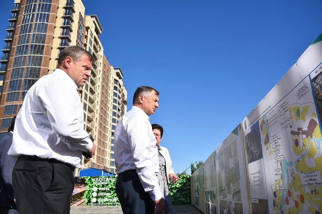 Марат Хуснуллин поручил привлекать инвестиции в Астраханскую область