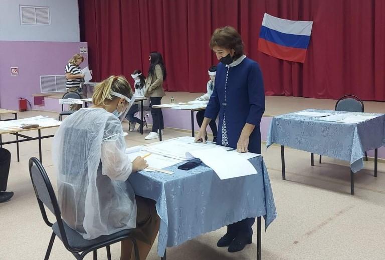 Избирательные участки в Астраханской области закроются в 20-00
