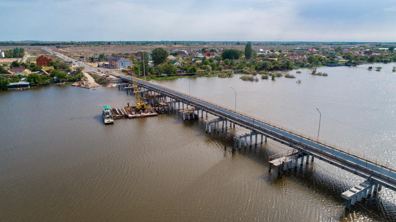 Астраханская область может получить 2,7 млрд рублей кредитов на инфраструктуру