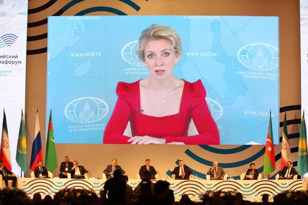 Астраханская область может стать крупнейшим гуманитарным центром на Каспии