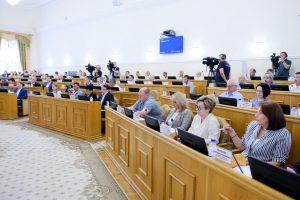 Астраханские депутаты провели большую работу по развитию муниципалитетов