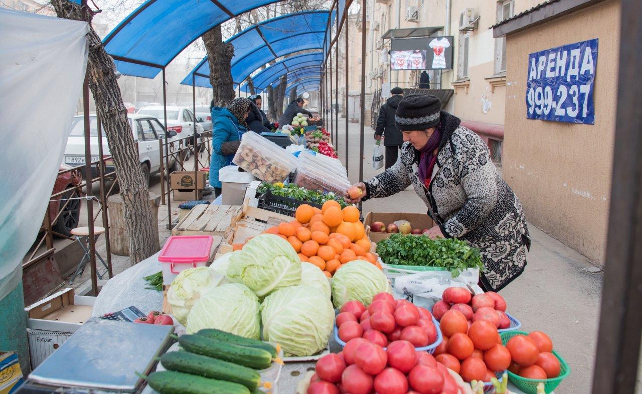 В Астраханской области ускорилась инфляция