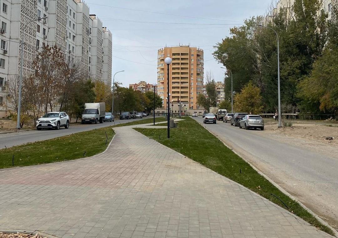 Мария Пермякова недовольна новой аллеей на улице Барсовой