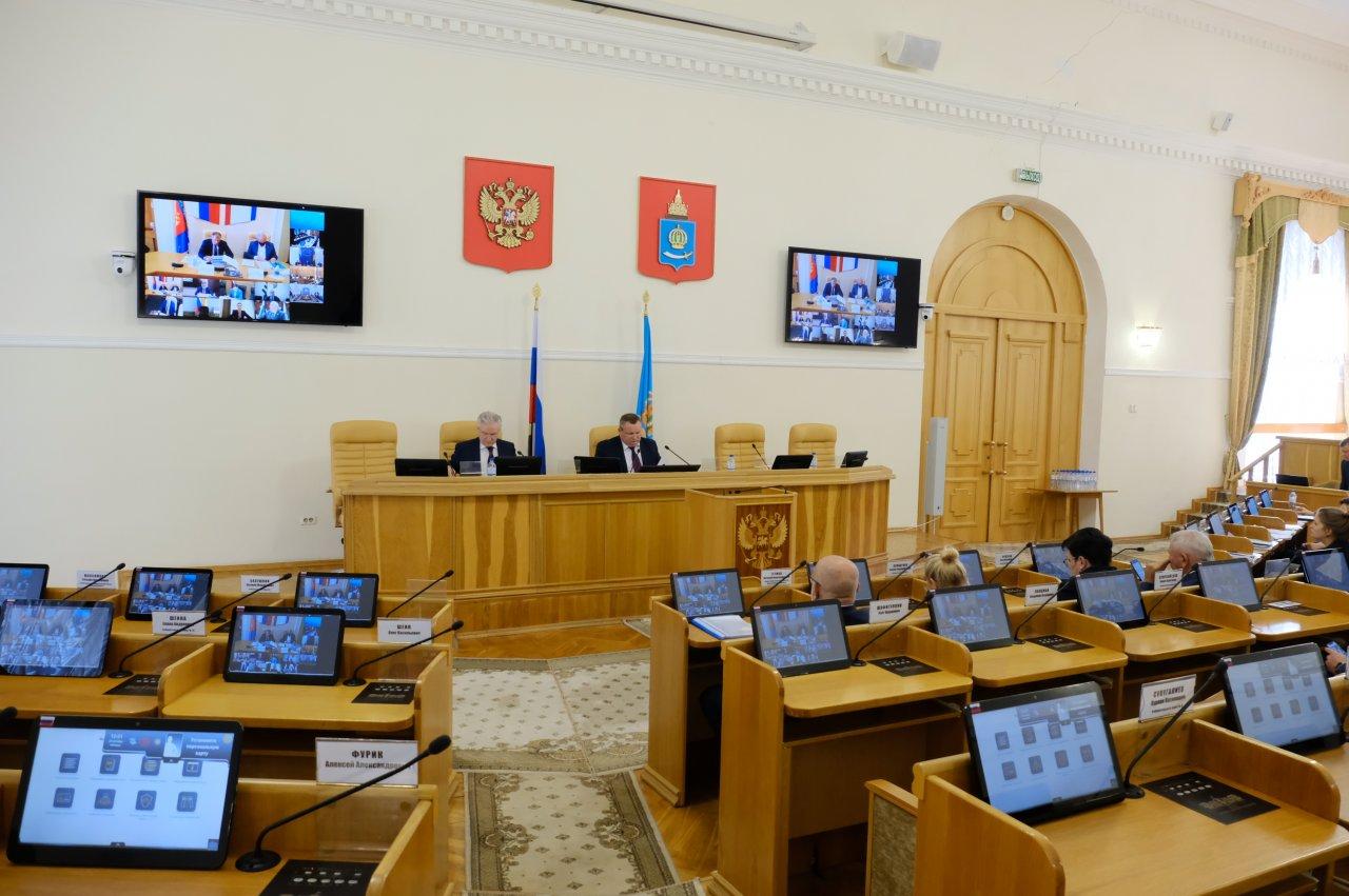 На XXXV конференции ЮРПА поддержали инициативы Астраханской области