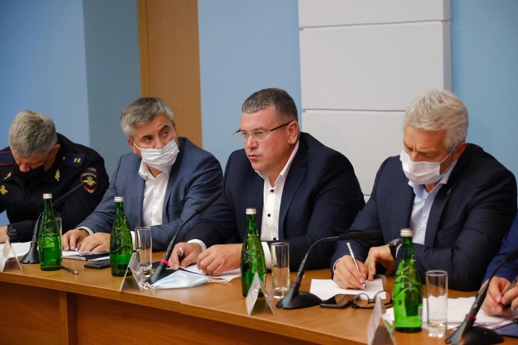 Дмитрий Овчинников покинул астраханское правительство