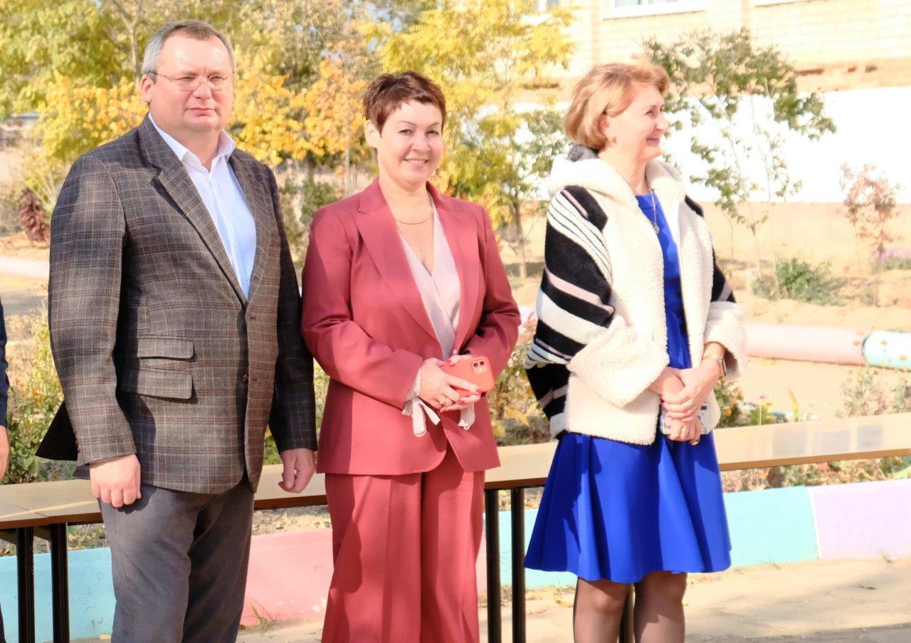 Игорь Мартынов поздравил жителей Раздора с Днем села