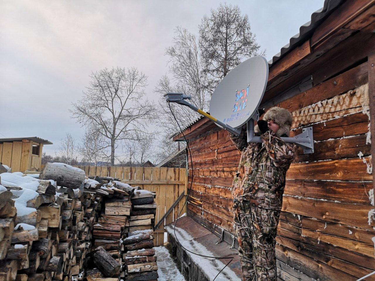 Подключить интернет на труднодоступных территориях России становится проще