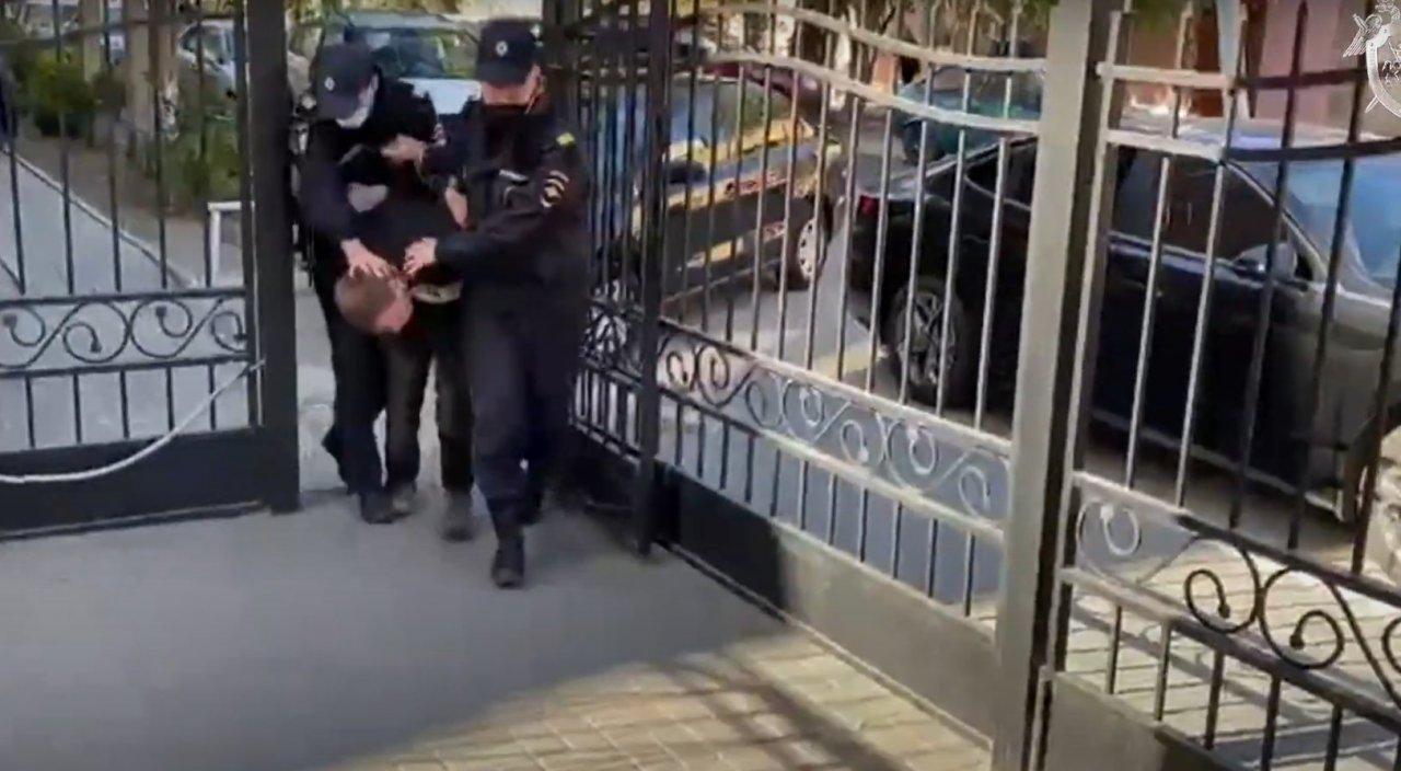 В Астрахани задержан опасный преступник, сбежавший из колонии