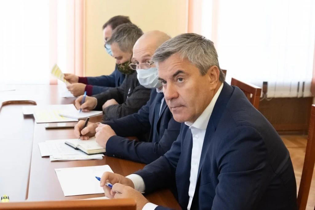 Астраханские власти заявили о катастрофической нехватке воды