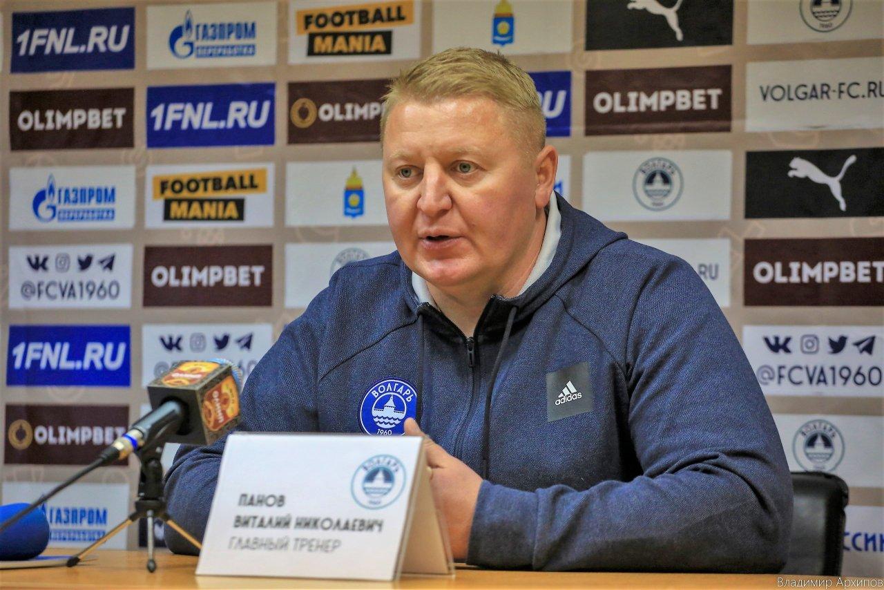 «Волгарь» сменил главного тренера