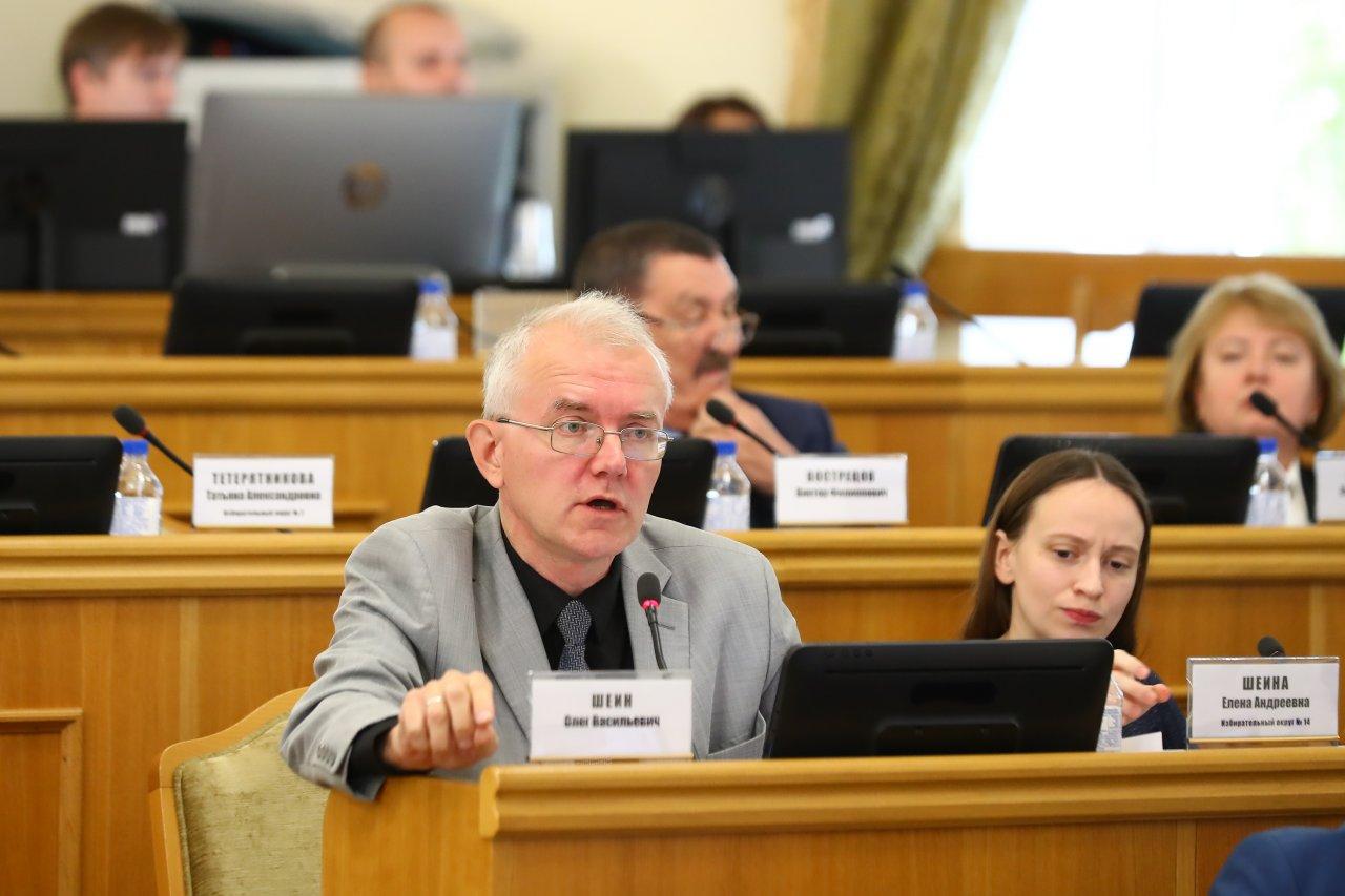 Олег Шеин обратился к астраханскому губернатору с просьбой поддержать бизнес