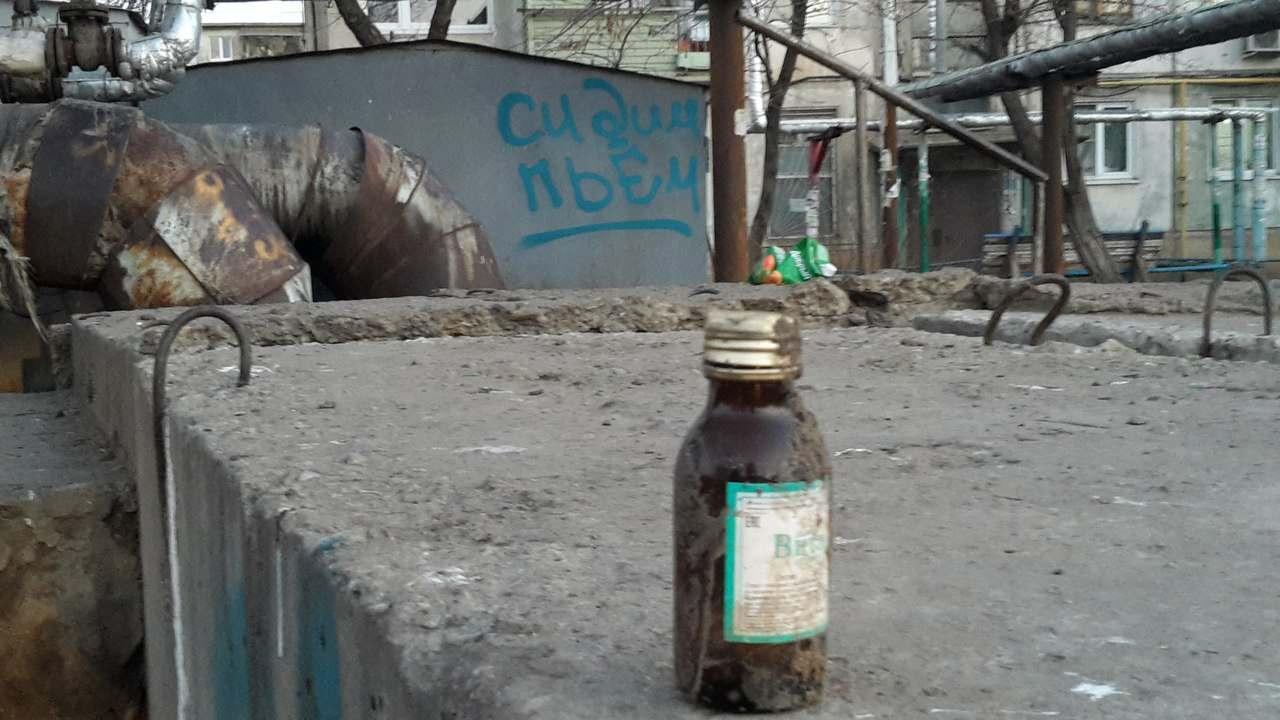 Россияне снова массово отравились спиртом