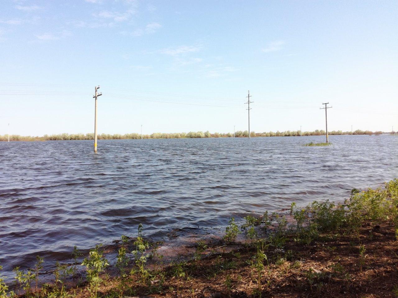 «Астрводоканал» загрязнил реку Прямая Болда на 30 млн рублей