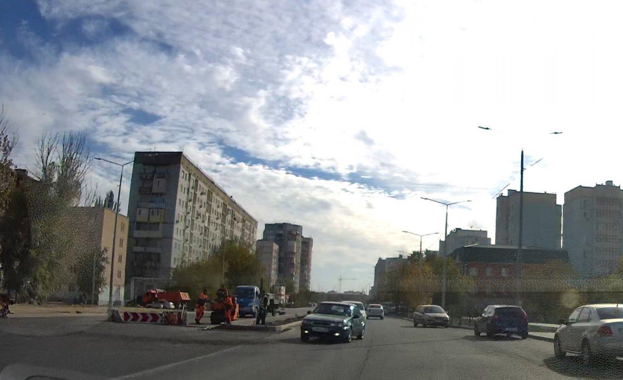 Как сейчас выглядит новый участок улицы Бориса Алексеева