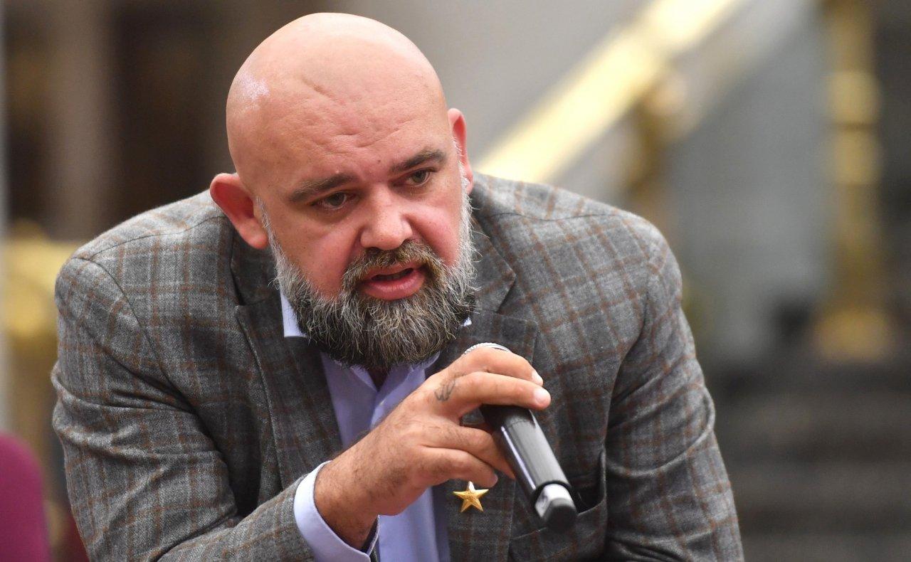 Денис Проценко: ситуация с коронавирусом близка к критической