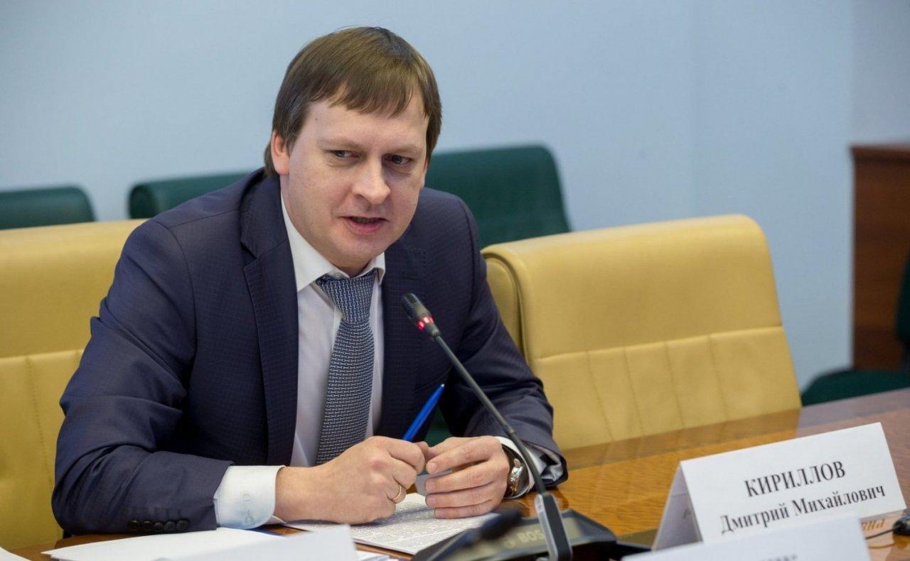 В Астраханскую область приехал глава Росводресурсов, чтобы решить проблемы с водой