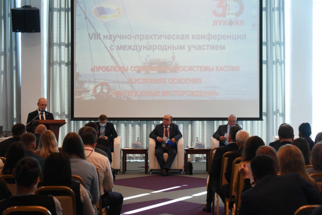 ЛУКОЙЛ направил 19 млрд рублей на обеспечение экологической безопасности на Каспии