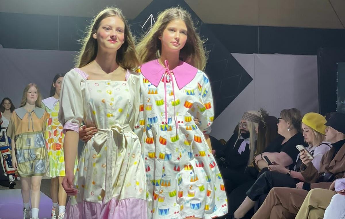 Астраханский дизайнер презентовал экологическую коллекцию одежды в Ростове